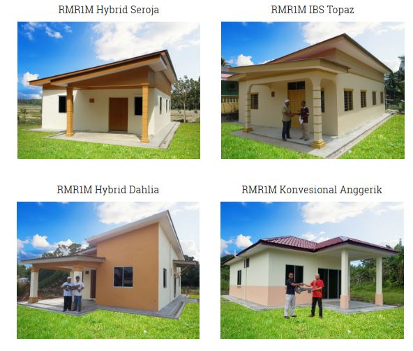 Rumah Mesra Rakyat 2020 Rmr1m Permohonan Secara Online