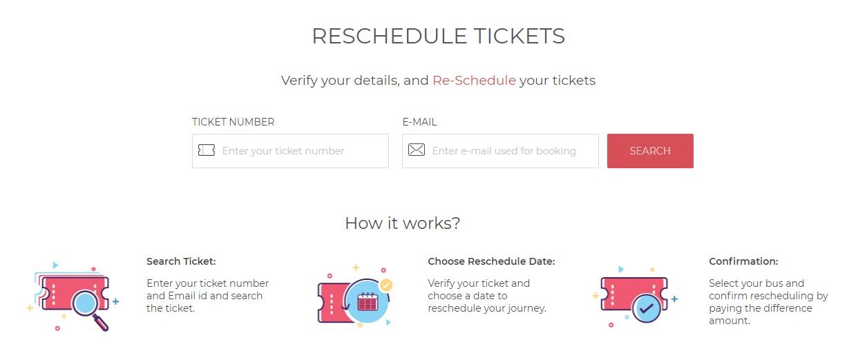 bas online, bas online ticket